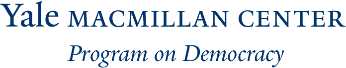 Yale MacMillan Center - Program on Democracy